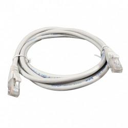 Патч-корд 3м серый UTP кат6