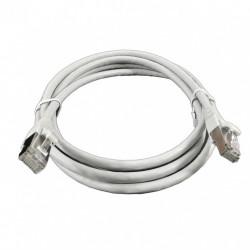 Патч-корд 2м серый FTP кат6