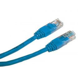 Патч-корд 0,5м синий UTP RJ45 кат.5Е