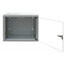 6U 400мм ДГ настенный шкаф Easycase