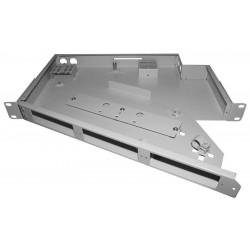 Оптическая панель CSV 1U-24 Full с кассетой в сборе